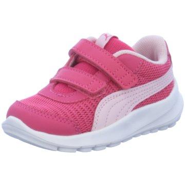 Puma Klettschuh pink