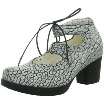 Think Komfort Sandale silber