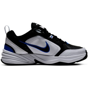 Nike HallenschuheMen's Nike Air Monarch IV Training Shoe - 415445-002 schwarz