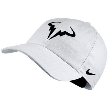 Nike CapsNIKECOURT AEROBILL RAFA HERITAGE86 - 850666-101 weiß