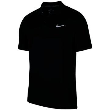 Nike PoloshirtsNIKECOURT DRY MEN'S POLO NIKECOURT - 939137 schwarz