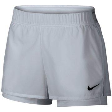 Nike TennisshortsCOURT FLEX - 939312-100 weiß