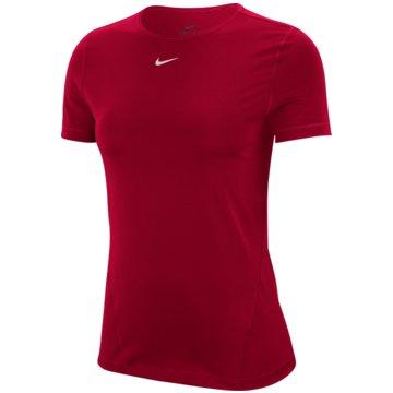 Nike T-ShirtsPRO - AO9951-615 rot