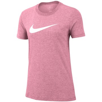 Nike T-ShirtsNike Dri-FIT Women's Training T-Shirt - AQ3212-663 -