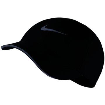Nike CapsW NK FTHLT CAP RUN - AR2028 schwarz