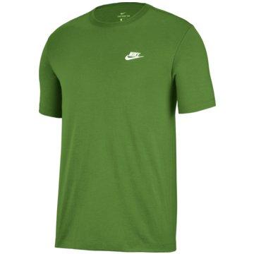 Nike T-ShirtsSPORTSWEAR CLUB - AR4997-383 grün