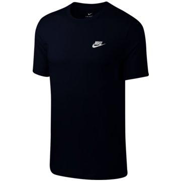 Nike T-ShirtsSPORTSWEAR CLUB - AR4997-410 schwarz