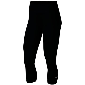 Nike TightsNIKE ONE WOMEN'S TRAINING CAPRIS - BV0003 schwarz