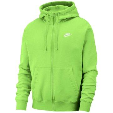 Nike SweatjackenSPORTSWEAR CLUB FLEECE - BV2645-383 grün