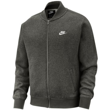 Nike TrainingsjackenSPORTSWEAR CLUB FLEECE - BV2686-063 grau