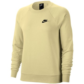 Nike SweatshirtsSPORTSWEAR ESSENTIAL - BV4110-113 beige
