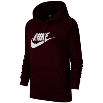 Nike HoodiesNike Sportswear Essential Women's Fleece Pullover Hoodie - BV4126-638 -