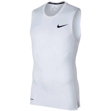 Nike TanktopsPRO - BV5600-100 weiß