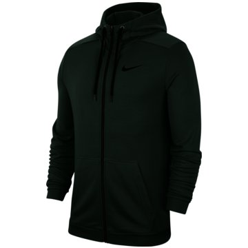 Nike SweatjackenNike Dri-FIT Men's Full-Zip Training Hoodie - CJ4317-337 -