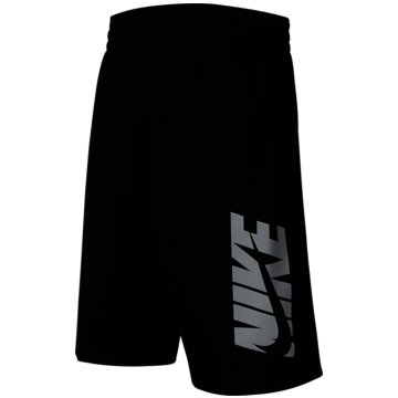 Nike Kurze SporthosenNike Big Kids' (Boys') Training Shorts - CJ7744-010 -