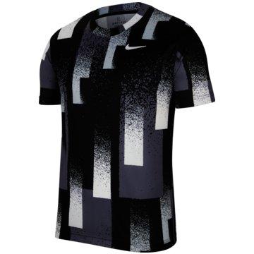 Nike T-ShirtsCOURT DRI-FIT - CK9820-010 schwarz