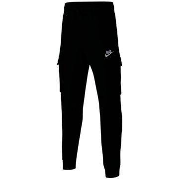 Nike TrainingshosenSPORTSWEAR CLUB - CQ4298-010 schwarz