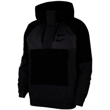 Nike ÜbergangsjackenNike Sportswear Swoosh Men's Woven Jacket - CU3885-070 -