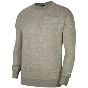Nike SweatshirtsSPORTSWEAR SWOOSH - CU3906-063 grau