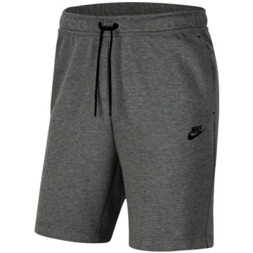 Nike kurze SporthosenSPORTSWEAR TECH FLEECE - CU4503-063 grau