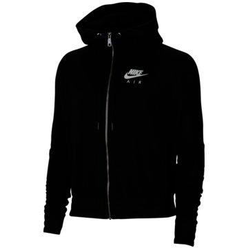 Nike SweatjackenNike Air Women's Hoodie - CU5442-010 schwarz