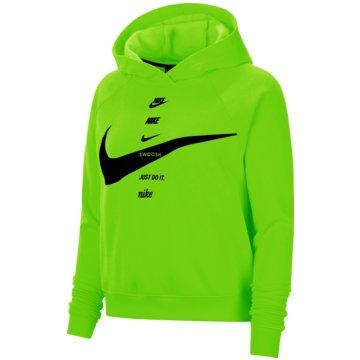 Nike SweaterSPORTSWEAR SWOOSH - CU5676-702 grün