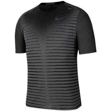 Nike T-ShirtsNike TechKnit Future Fast Men's Running Top - CU6056-010 -