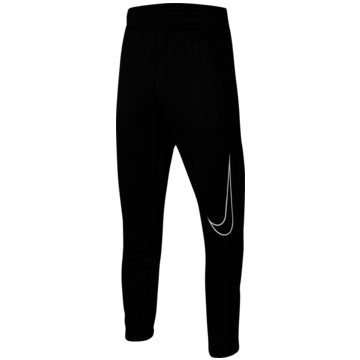 Nike TrainingshosenTHERMA - CU9133-010 schwarz