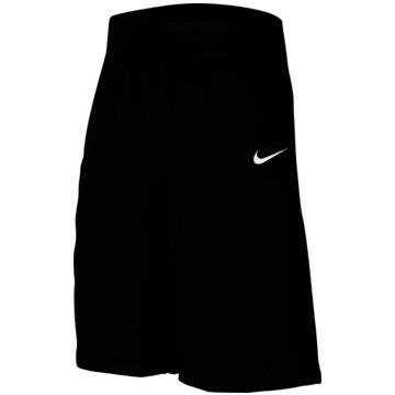 Nike Kurze SporthosenNike Air Big Kids' (Boys') French Terry Shorts - CU9214-010 schwarz