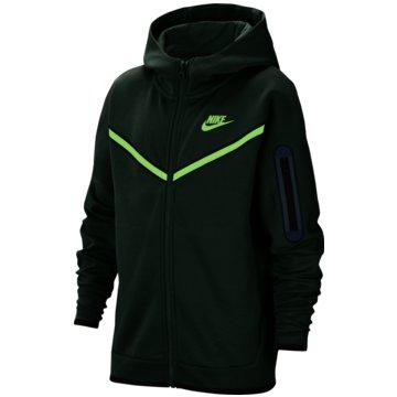 Nike SweatjackenSPORTSWEAR TECH FLEECE - CU9223-337 oliv
