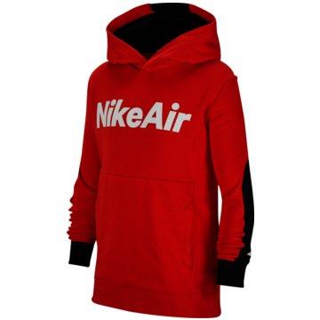 Nike SweatjackenNike Air Big Kids' (Boys') 1/2-Zip French Terry Pullover Hoodie - CU9297-657 -