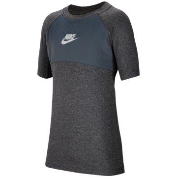 Nike T-ShirtsNike Sportswear Big Kids' (Boys') Short-Sleeve Top - CU9300-091 -
