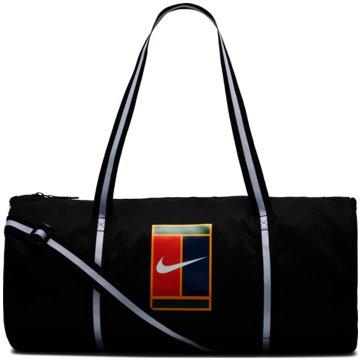 Nike SporttaschenNikeCourt Heritage Tennis Duffel Bag - CV8976-010 schwarz