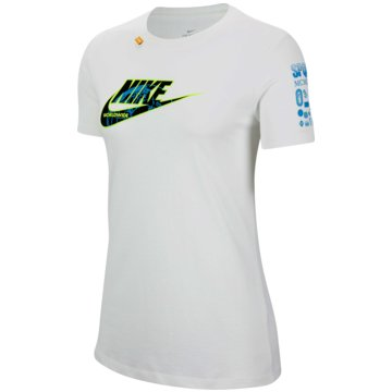 Nike T-ShirtsNike Sportswear Women's T-Shirt - CV9164-100 weiß