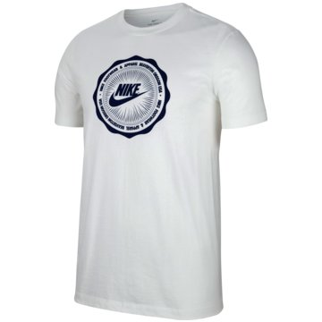 Nike T-ShirtsNike Sportswear Men's T-Shirt - CW0481-100 weiß