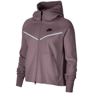 Nike SweatjackenSPORTSWEAR TECH FLEECE WINDRUNNER - CW4298-645 rosa