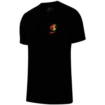 Nike T-ShirtsSportswear Worldwide Pack Globe SS Tee schwarz