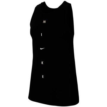Nike Tops schwarz