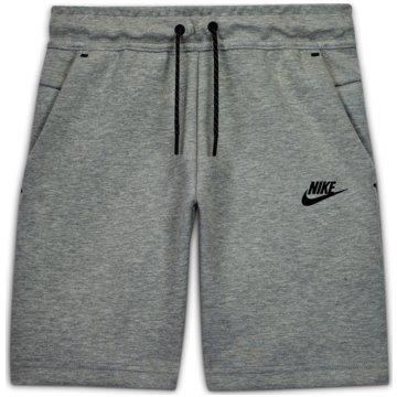 Nike Kurze SporthosenSPORTSWEAR TECH FLEECE - DA0826-063 grau