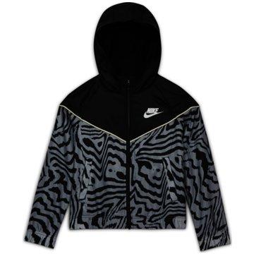 Nike ÜbergangsjackenSPORTSWEAR WINDRUNNER - DA1201-010 schwarz