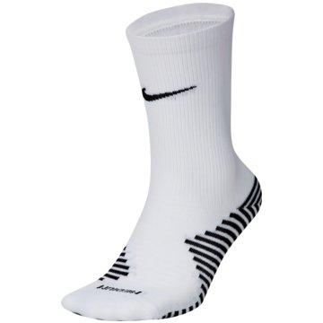 Nike Hohe SockenSQUAD - SK0030-100 weiß