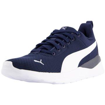 Puma Sneaker LowANZARUN LITE - 371128 blau