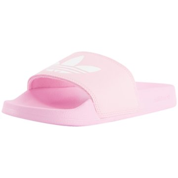 adidas Originals Pool Slides pink