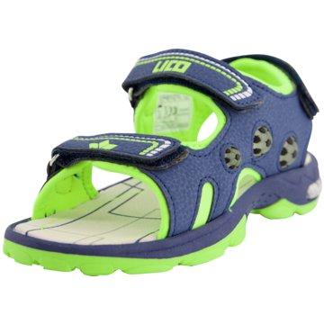 Geka Offene Schuhe blau