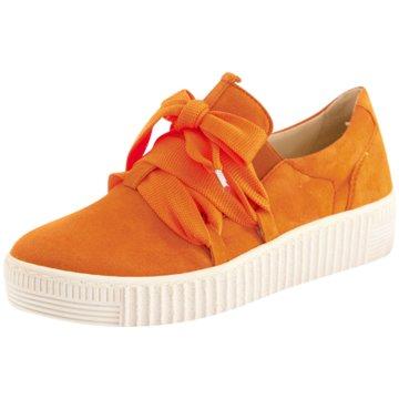 Gabor Sneaker Low orange