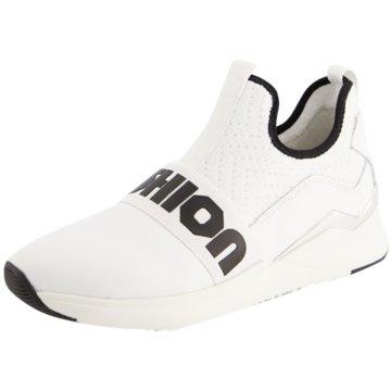 Gabor Sportlicher Slipper weiß