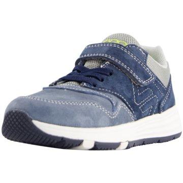 Vado Sportlicher Schnürschuh blau