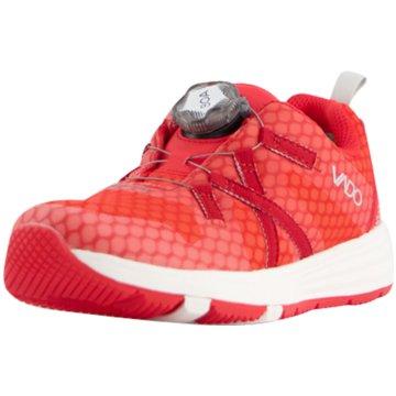 Vado Sneaker Low coral