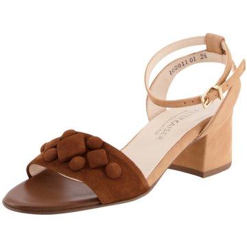 Peter Kaiser Top Trends Sandaletten braun