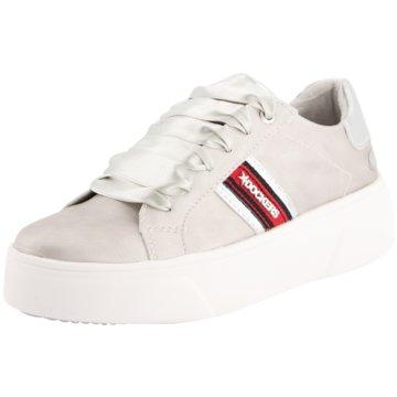 Dockers by Gerli Top Trends Sneaker silber
